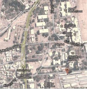 Google Map પરથી સેટેલાઇટ ઇમેજ કેવી રીતે બનાવવી?